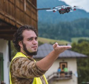 Sappada Experience drone