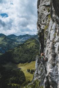 Arrampicarnia climbing